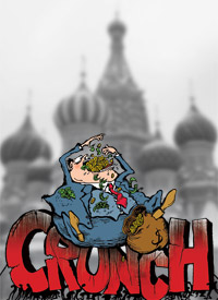 Gallery snapshot. View gallery of Crunch to hit Russia
