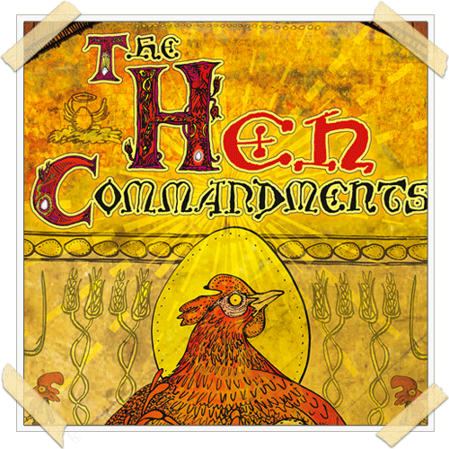 Game image for The Hen Commandments